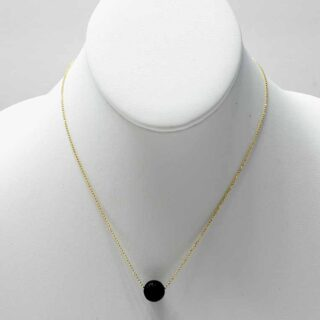 Classy Lava Diffuser Necklace