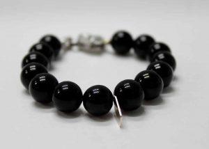 Ferocity Power Black Onyx Panther Bracelet
