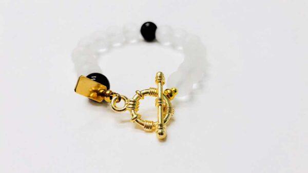 Hers & His Infinity Love Bracelet