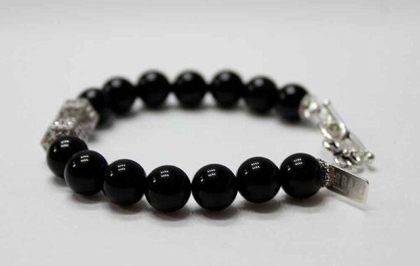Luxury Fitness Dumbbell Bracelet